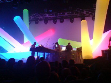 Underworld live @ Docks Hamburg