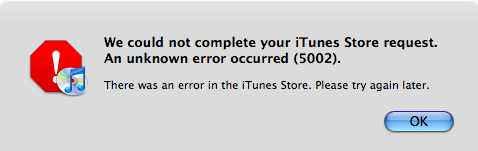 iTunes Store Error 5002.png