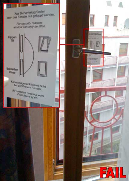 Window Security Fail